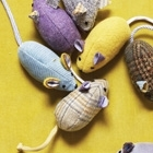 Menswear Mouse Toy